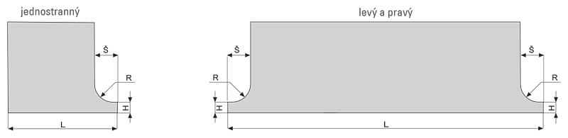 Hornstück (1) CZ