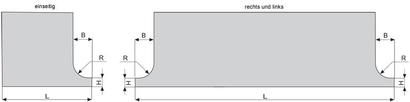 Hornstücke (1) DE