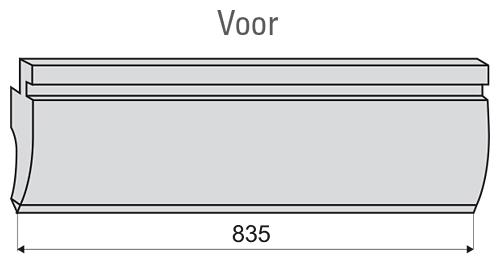 835er Länge ganz NL
