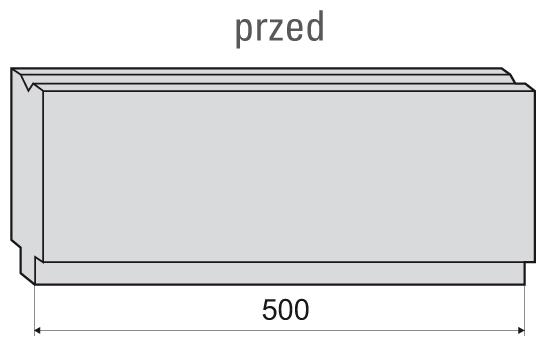 500er Länge ganz